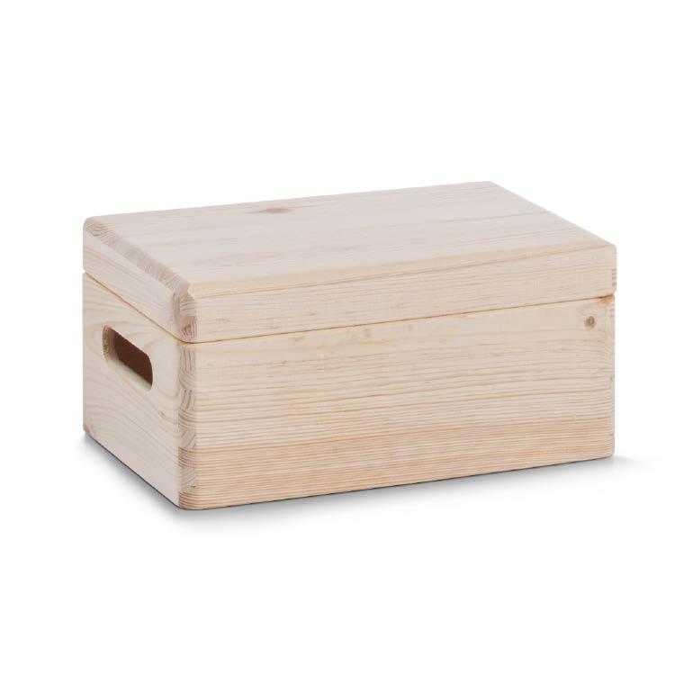 allzweckkiste kiefer mit deckel holzkiste aufbewahrung holzbox kiste ordnung ebay. Black Bedroom Furniture Sets. Home Design Ideas