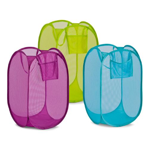 kinder wäschesammler wäschekorb wäschesack sammler spielzeugbox