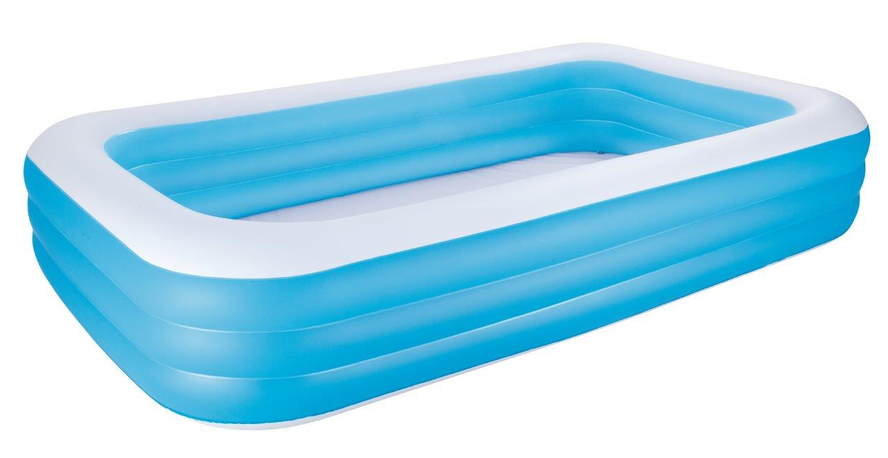bestway planschbecken family pool jumbo pool schwimmbecken kinder swimmingpool ebay. Black Bedroom Furniture Sets. Home Design Ideas