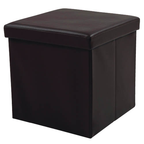stauraum hocker faltbar sitzhocker aufbewahrungsbox. Black Bedroom Furniture Sets. Home Design Ideas