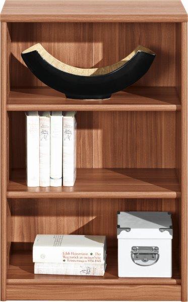 regal soft plus holznachbildung b cherregal b roregal breit 55 cm ordnung ebay. Black Bedroom Furniture Sets. Home Design Ideas
