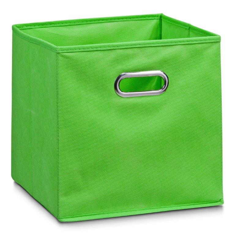 zeller faltbox aufbewahrungsbox vlies ordnungsbox kinder spielzeug kiste box ebay. Black Bedroom Furniture Sets. Home Design Ideas